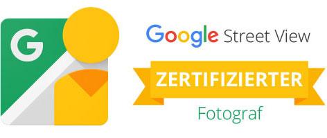 Virtueller Rundgang mit Google Street View Trusted - Zertifizierte Fotografen