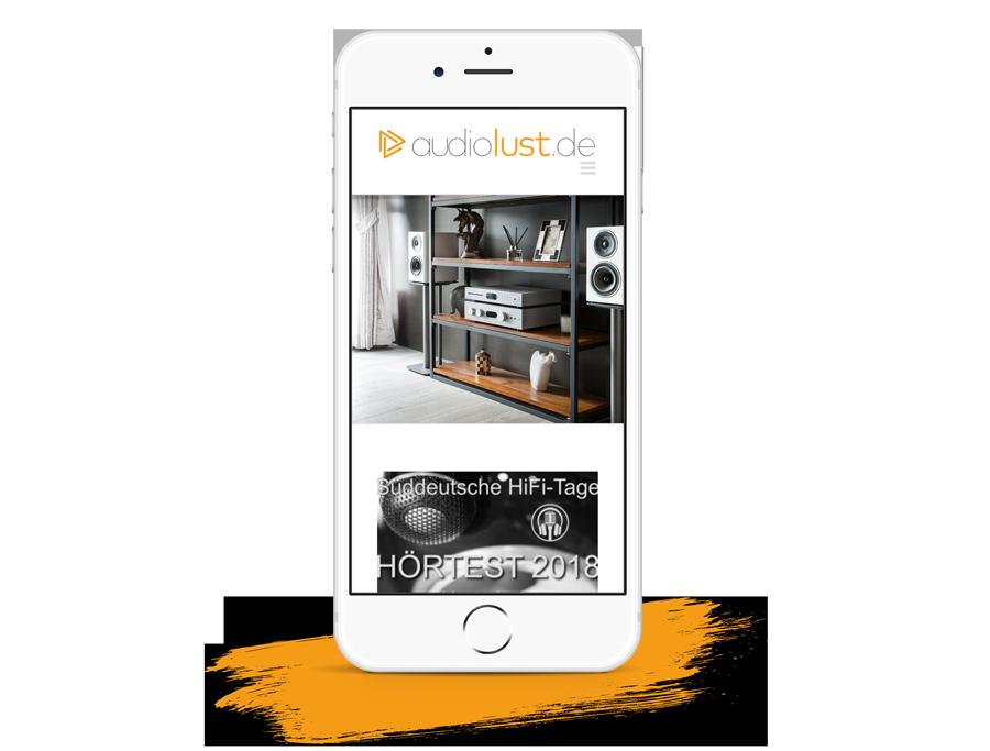 Responsive Webdesign: Onlineshop made by Onelio Werbeagentur Düsseldorf