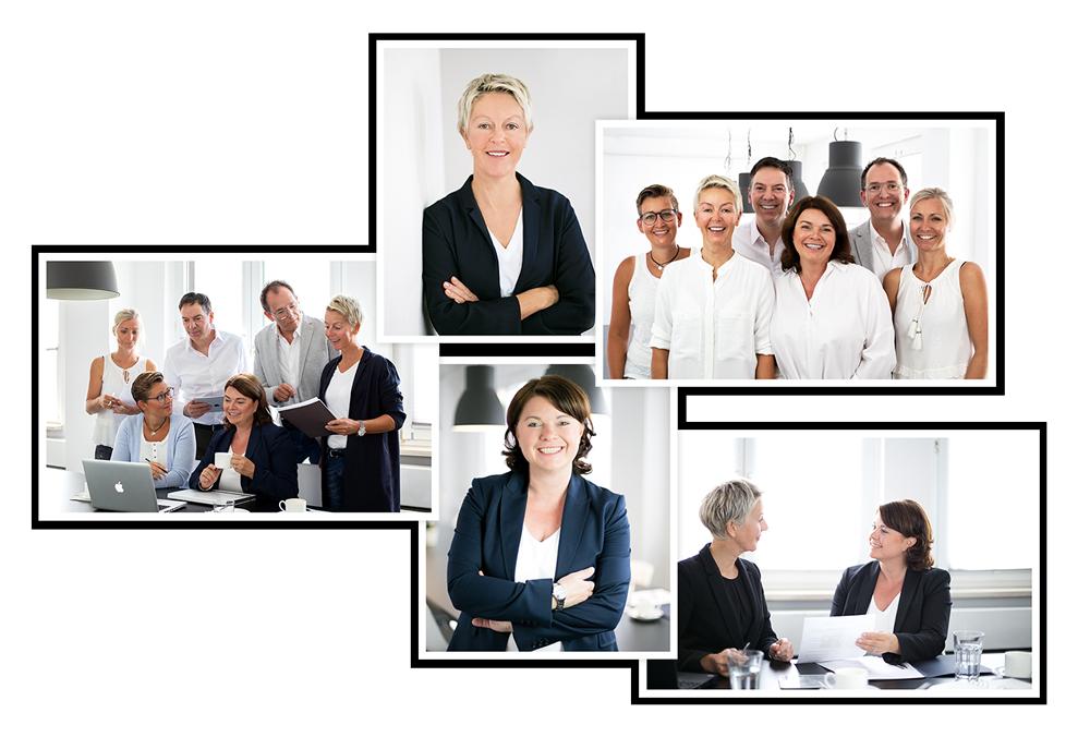 Business Fotografie - Portraitshooting und Imagefotos für Carma Consult