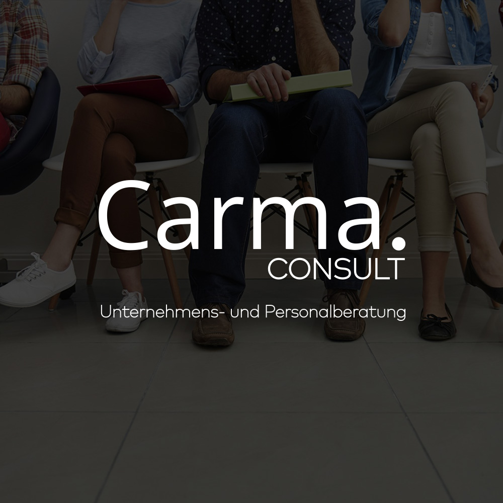 Referenzen made by Onelio Werbeagentur: Carma Consult