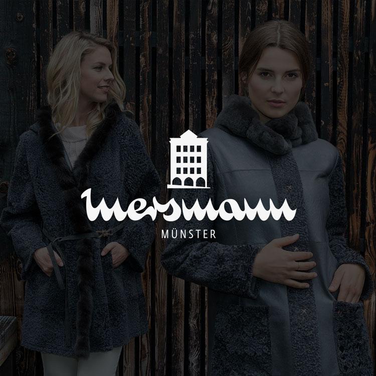 Referenz made by Onelio Werbeagentur Düsseldorf: Mersmann Design aus Münster