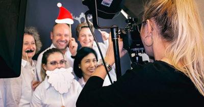 Behind the Scenes: Fotoshooting beim Kunden