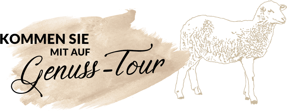 Genuss-Tour: Unser Projekt für Progourmet. Print und Digital made by Onelio