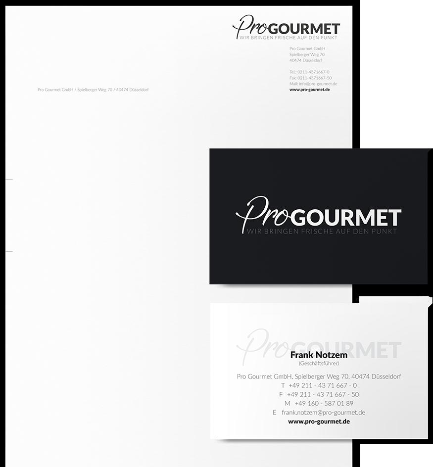 Corporate Design: Printmedien im hochwertigen Look by Onelio
