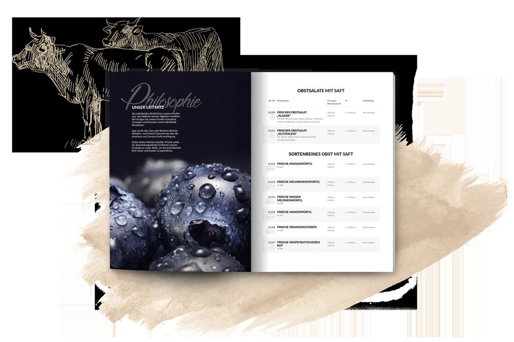 Hochwertige Printmedien: Der Katalog made by Onelio Werbeagentur Düsseldorf