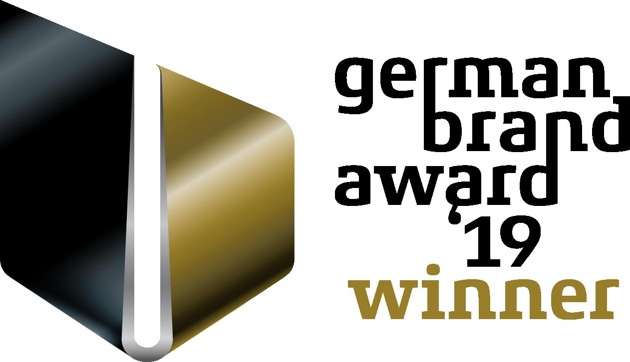 Gewinner der German Brand Award '19 für ProGourmet