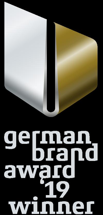 German Brand Award 2019 - wir haben gewonnen!