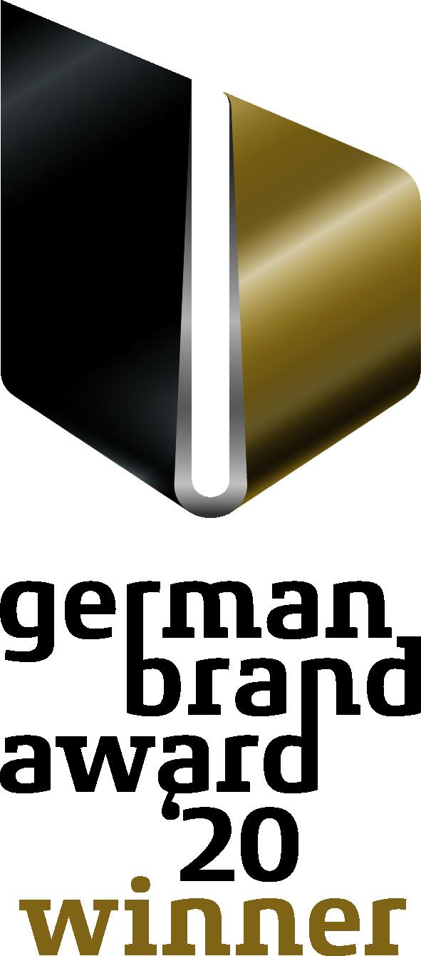 German Brand Award 2020 - wir haben gewonnen und das gleich zweimal!